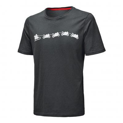 Tee-shirt Held BE HEROIC Design Xmas