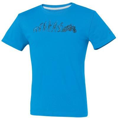 Tee-shirt Held EVOLUTION turquoise