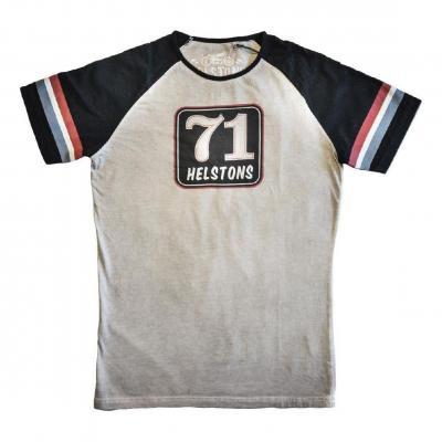 Tee-shirt Helstons 71 gris/noir