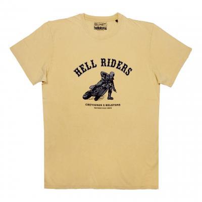 Tee-shirt Helstons/Chevignon jaune