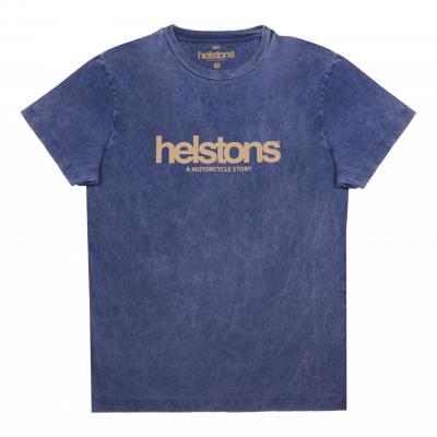 Tee-shirt Helstons Corporate bleu