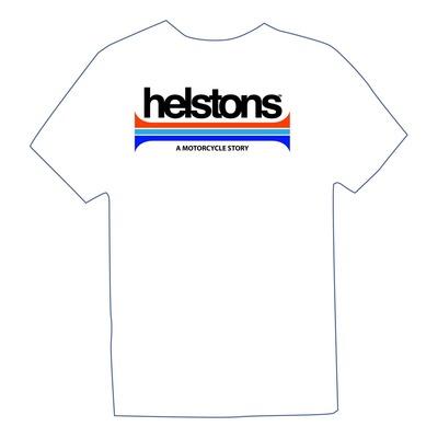 Tee-shirt Helstons Mora blanc