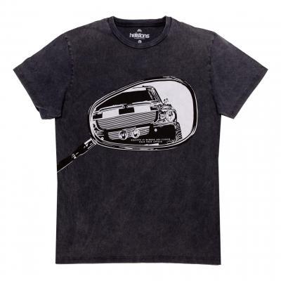 Tee-shirt Helstons Retro noir