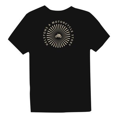 Tee-shirt Helstons Sun noir