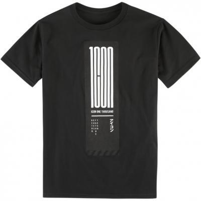 Tee-shirt Icon 1000 Neon Tokyo noir