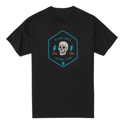 Tee-shirt Icon 1000 Retroskull noir