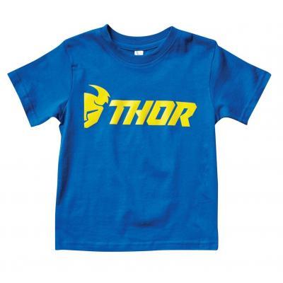 Tee shirt junior Thor Loud bleu