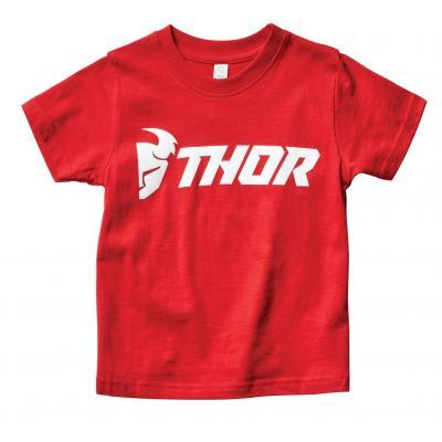 Tee shirt junior Thor Loud rouge