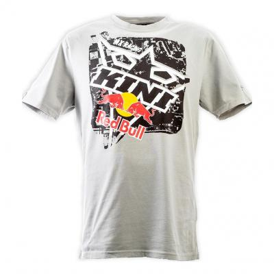 Tee shirt Kini Red Bul Square gris clair