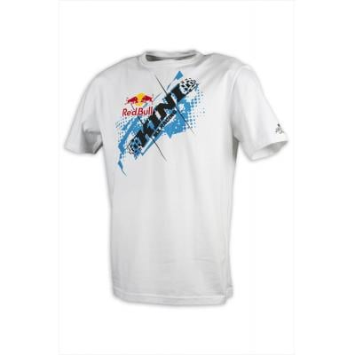 Tee-shirt Kini Red Bull Chopped blanc