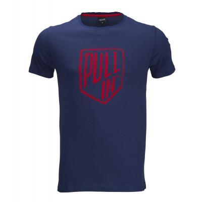 Tee-shirt Pull-in bleu