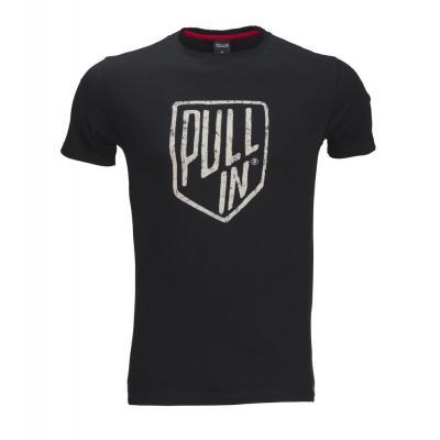 Tee-shirt Pull-in noir