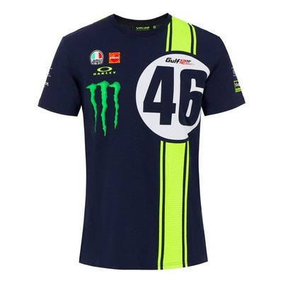 Tee-shirt Replica VR46 Édition Limitée