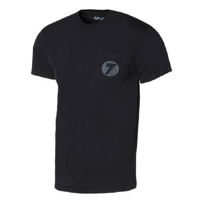 Tee-shirt Seven Badger noir