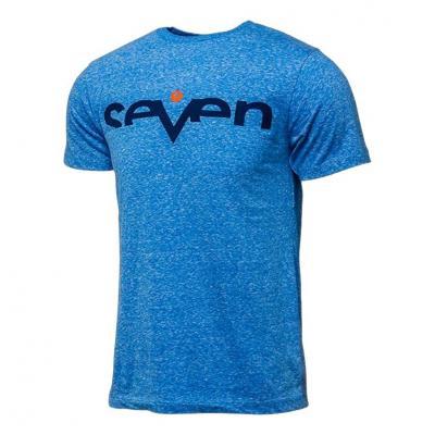 Tee-shirt Seven Brand blue snow