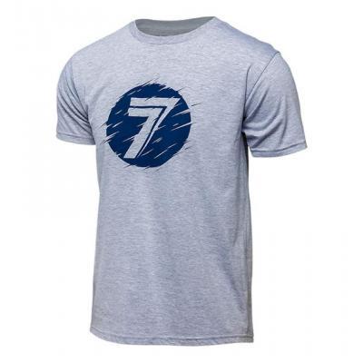 Tee-shirt Seven Dot gray static
