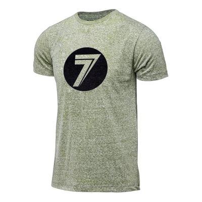 Tee-shirt Seven Dot military snow