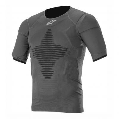 Tee-shirt technique Alpinestars Roost anthracite/noir
