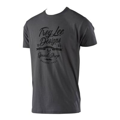 Tee-Shirt Troy Lee Designs Widow Maker charcoal