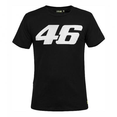 Tee-shirt VR46 Core noir