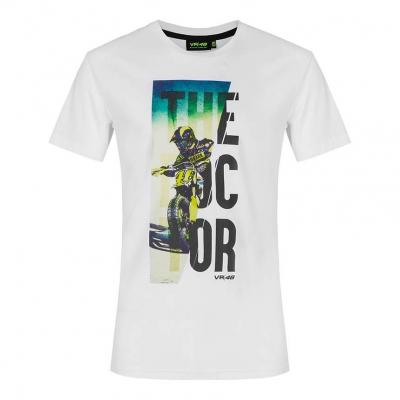 Tee-shirt VR46 The Doctor blanc 2020