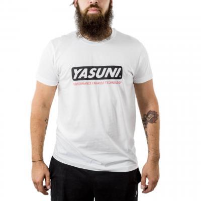 Tee shirt Yasuni blanc M