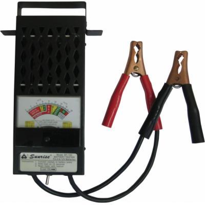 Testeur de batteries 6-12 V (max 50 A)