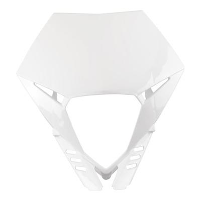Tête de fourche blanc Tun'r Beta RR 12-