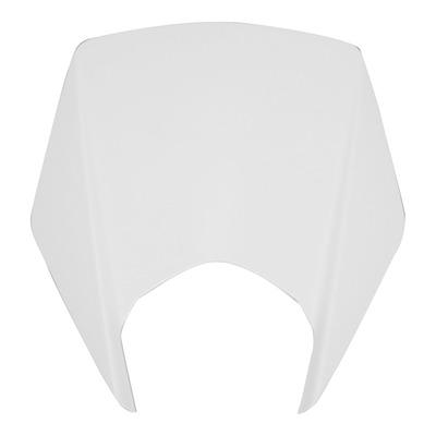 Tète de fourche blanche 86420600W0B pour Gilera 50 SMT / RCR 11-
