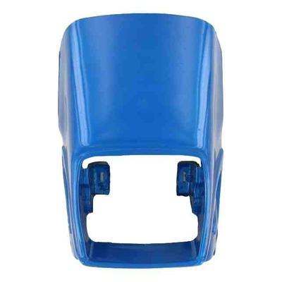 Tête de fourche bleu pour Peugeot 103 SP / SPX / RCX