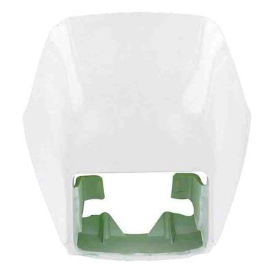 Tête de fourche bulle blanche pour MBK 51 Passion / Évasion