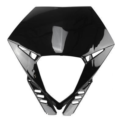 Tête de fourche noir Tun'r Beta RR 12-