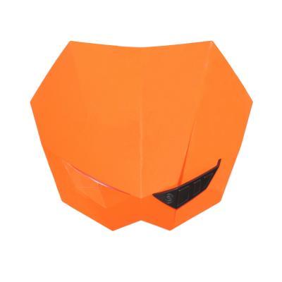 Tête de fourche Replay Rivale orange ktm sans éclairage