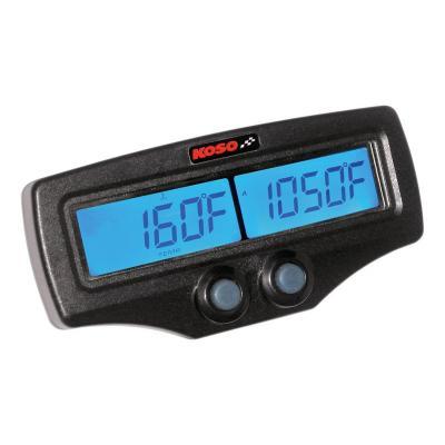 Thermomètre Koso Dual EGT-02R