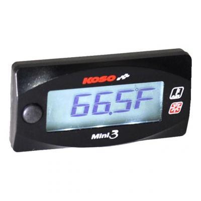 Thermomètre Koso Mini 3 air ambiant
