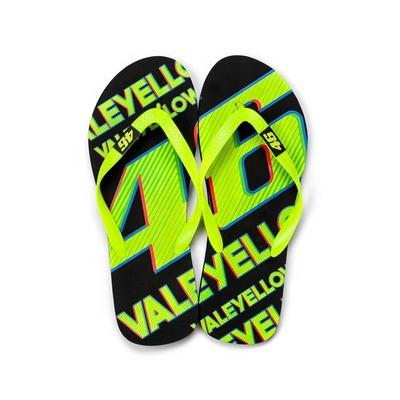 Tongs VR46 Valentino Rossi noir 2017