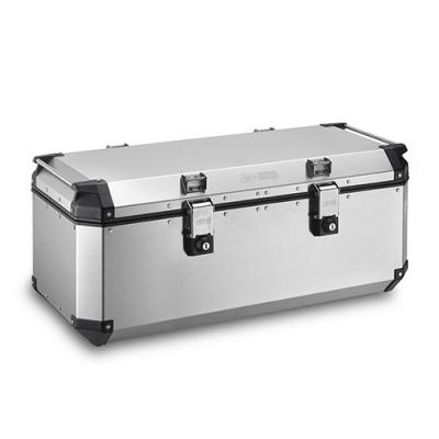 Top case Givi Trekker Outback Quad 110L aluminium