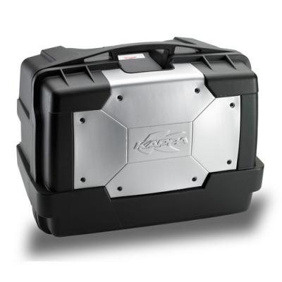 Top case Kappa Garda Monokey KGR46 46 Litres noir/alu