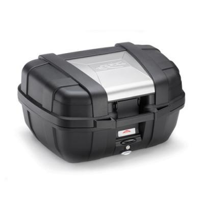 Top case Kappa Garda Monokey KGR52 52 Litres noir/alu