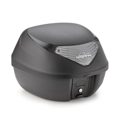 Top case Kappa K29 Tech Monolock 29 Litres noir/fumé