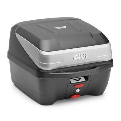 Top case Monolock Givi B32 Bold 32 litres alu/noir