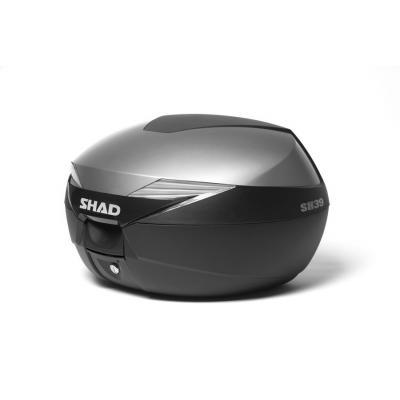 Top case SHAD SH39 New Titanium