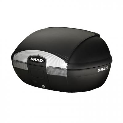 Top case SHAD SH45 Noir Brut