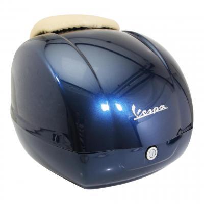 Topcase 36L Vespa 125-250-300 GTS 09- bleu 222-A CM273305
