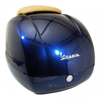Topcase 36L Vespa 125-300 GTS 19- bleu 289-A CM273356