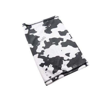 Tour de cou enfant Trendy déco camouflage noir/blanc