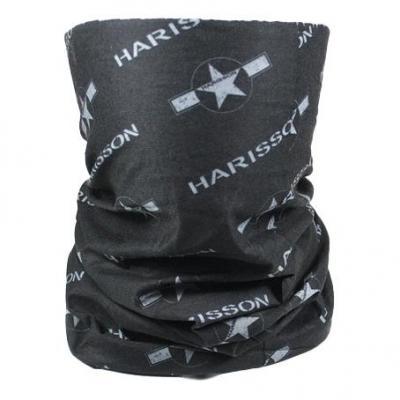 Tour de cou Harisson Steamless logo Harisson Steamless noir
