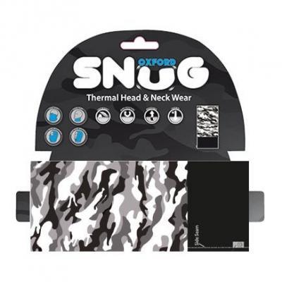 Tour de cou Oxford Snug TU camouflage gris