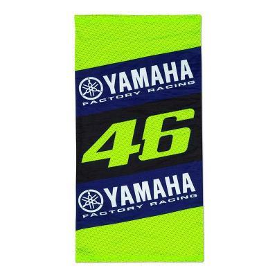Tour de cou VR46 Racing yamaha bleu/noir/jaune