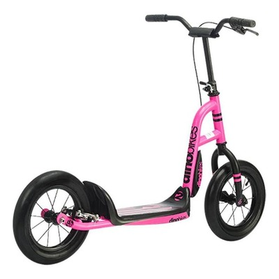 Trottinette Dino Bikes Urban Cross rose fluo